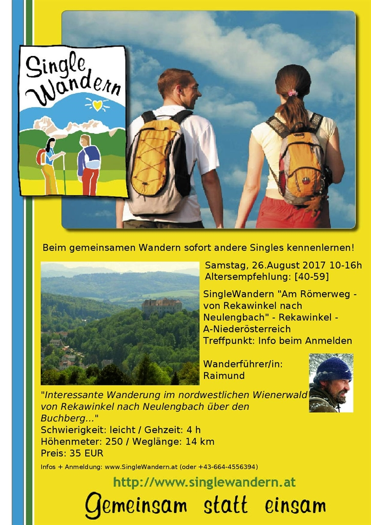 SINGLE-WUT - Wienerwald Ultra Trail